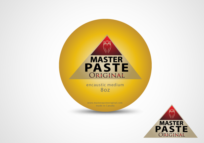 Logo Design by Jan Chua - Entry No. 8 in the Logo Design Contest Unique Logo Design Wanted for Master Paste Original™.