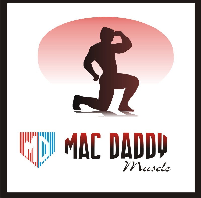 Logo Design by Bangun Prastyo - Entry No. 78 in the Logo Design Contest New Logo Design for Mac Daddy Muscle.