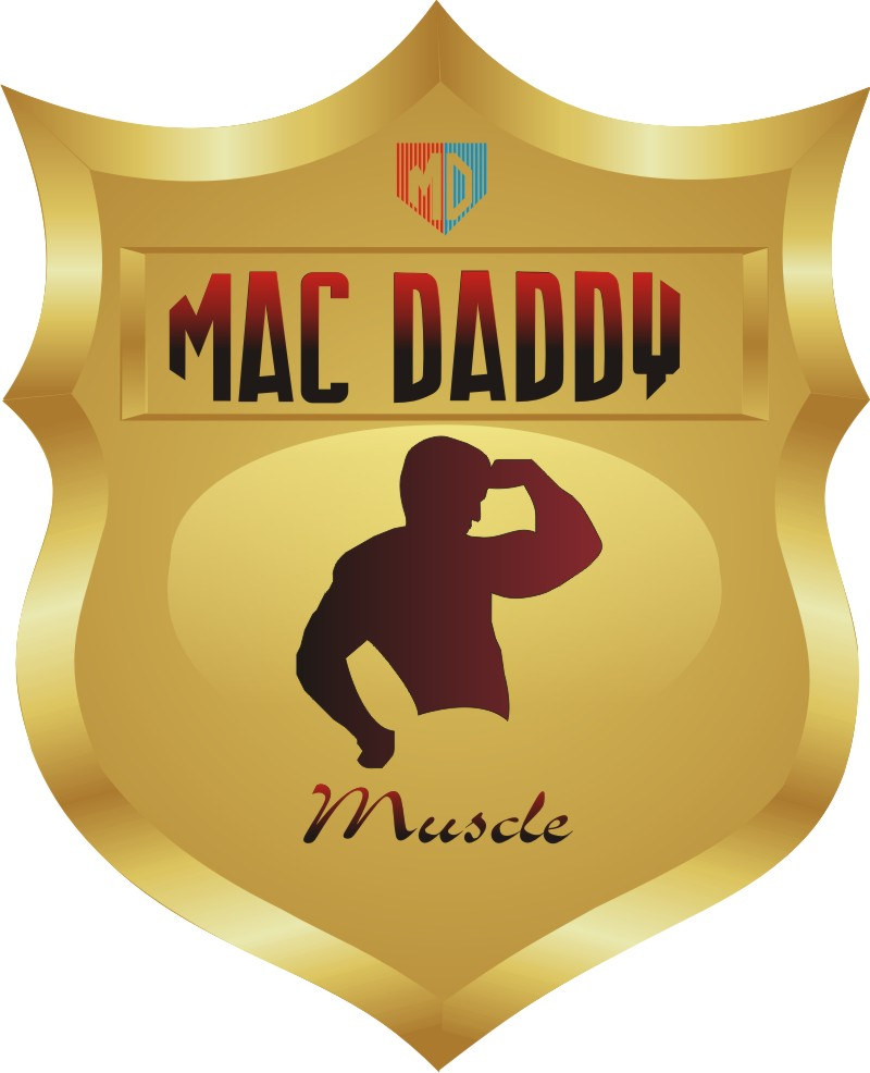 Logo Design by Bangun Prastyo - Entry No. 79 in the Logo Design Contest New Logo Design for Mac Daddy Muscle.