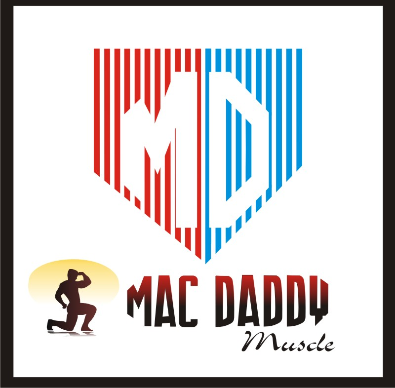Logo Design by Bangun Prastyo - Entry No. 80 in the Logo Design Contest New Logo Design for Mac Daddy Muscle.