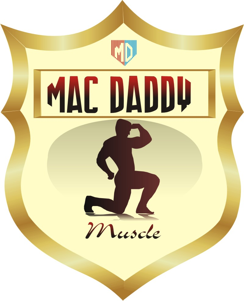 Logo Design by Bangun Prastyo - Entry No. 81 in the Logo Design Contest New Logo Design for Mac Daddy Muscle.