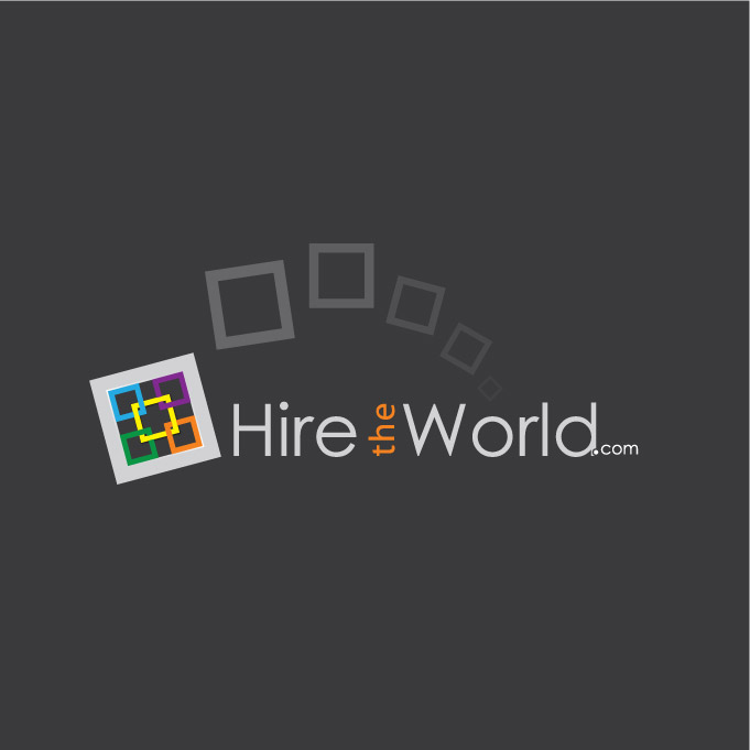 Logo Design by koeyD - Entry No. 268 in the Logo Design Contest Hiretheworld.com.