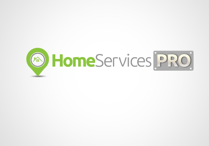 Logo Design by Jan Chua - Entry No. 72 in the Logo Design Contest Captivating Logo Design for Home Services Pro   / HomeServicesPro.com.