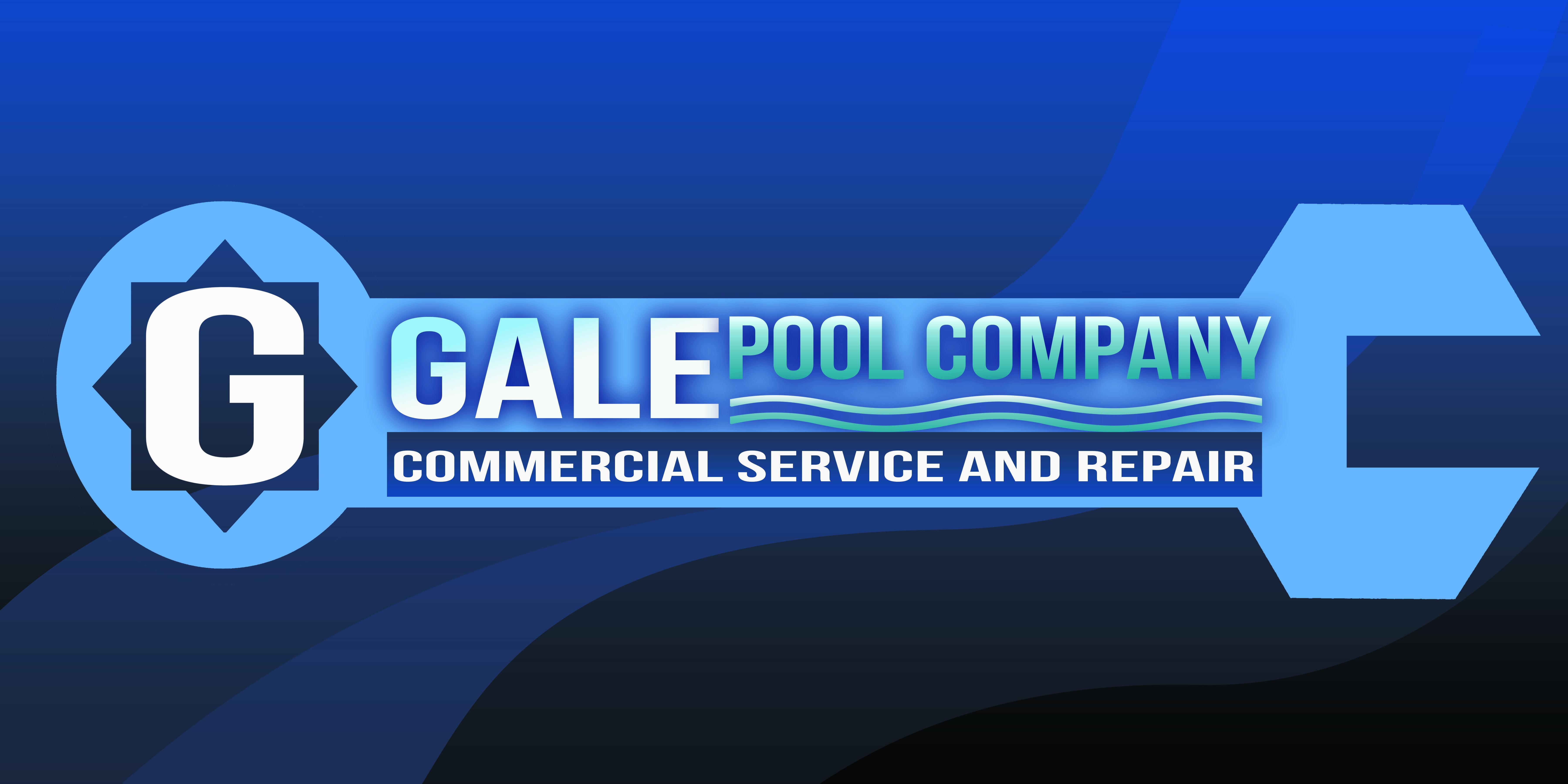 Logo Design by Alan Esclamado - Entry No. 80 in the Logo Design Contest Imaginative Logo Design for Gale Pool Company.