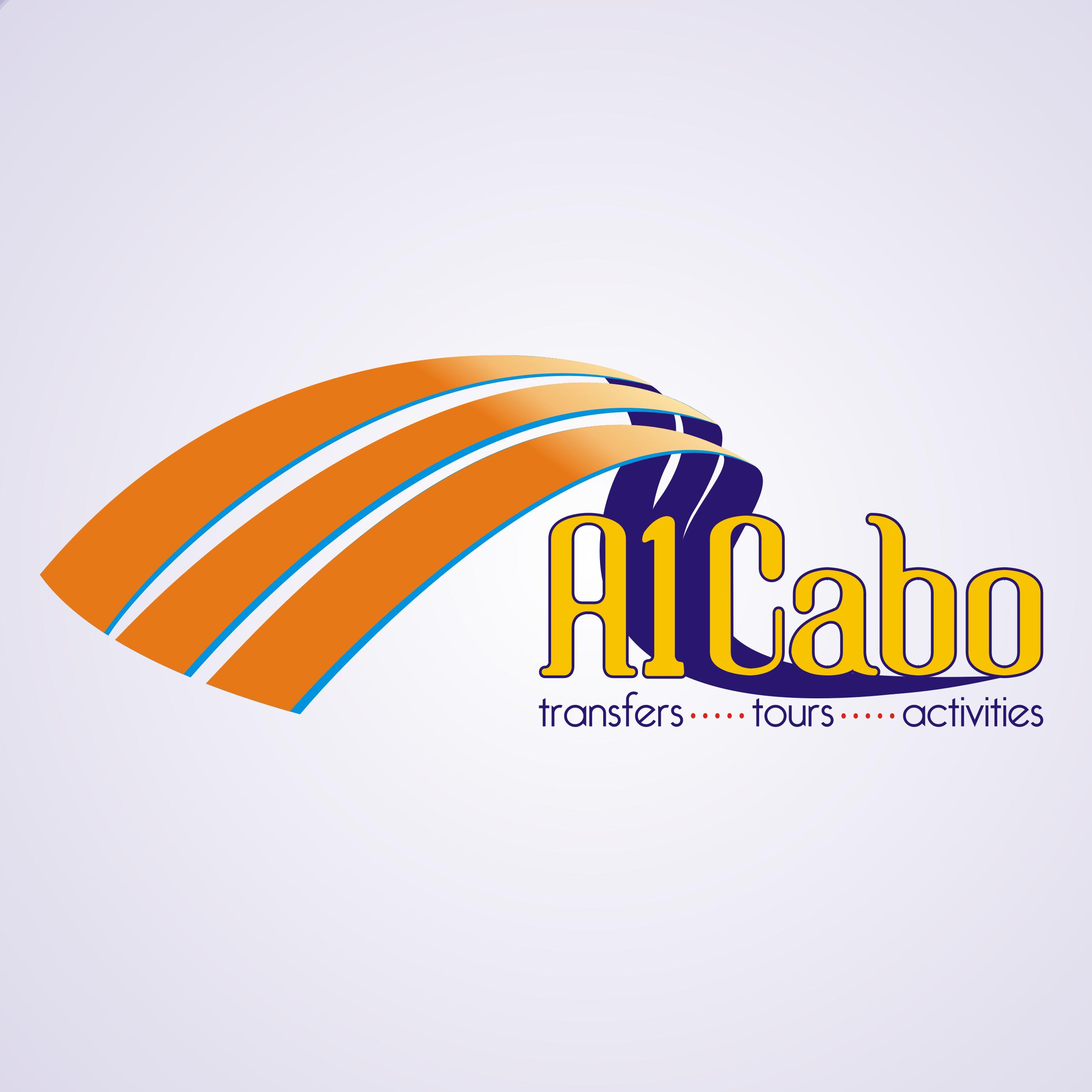 Logo Design by Private User - Entry No. 49 in the Logo Design Contest Inspiring Logo Design for A1Cabo.com.