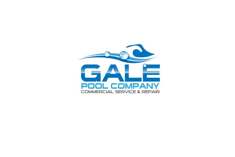 Logo Design by Private User - Entry No. 83 in the Logo Design Contest Imaginative Logo Design for Gale Pool Company.
