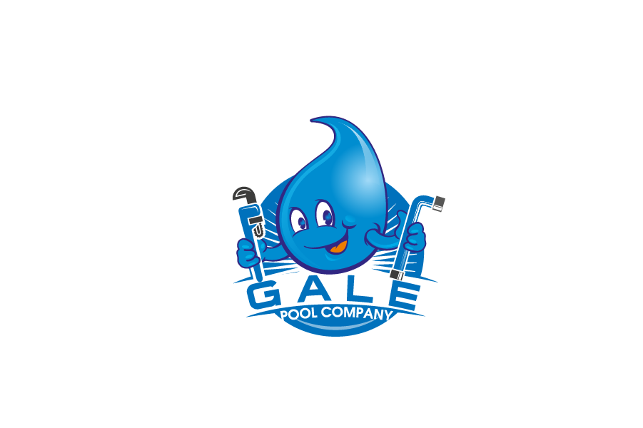 Logo Design by brands_in - Entry No. 84 in the Logo Design Contest Imaginative Logo Design for Gale Pool Company.