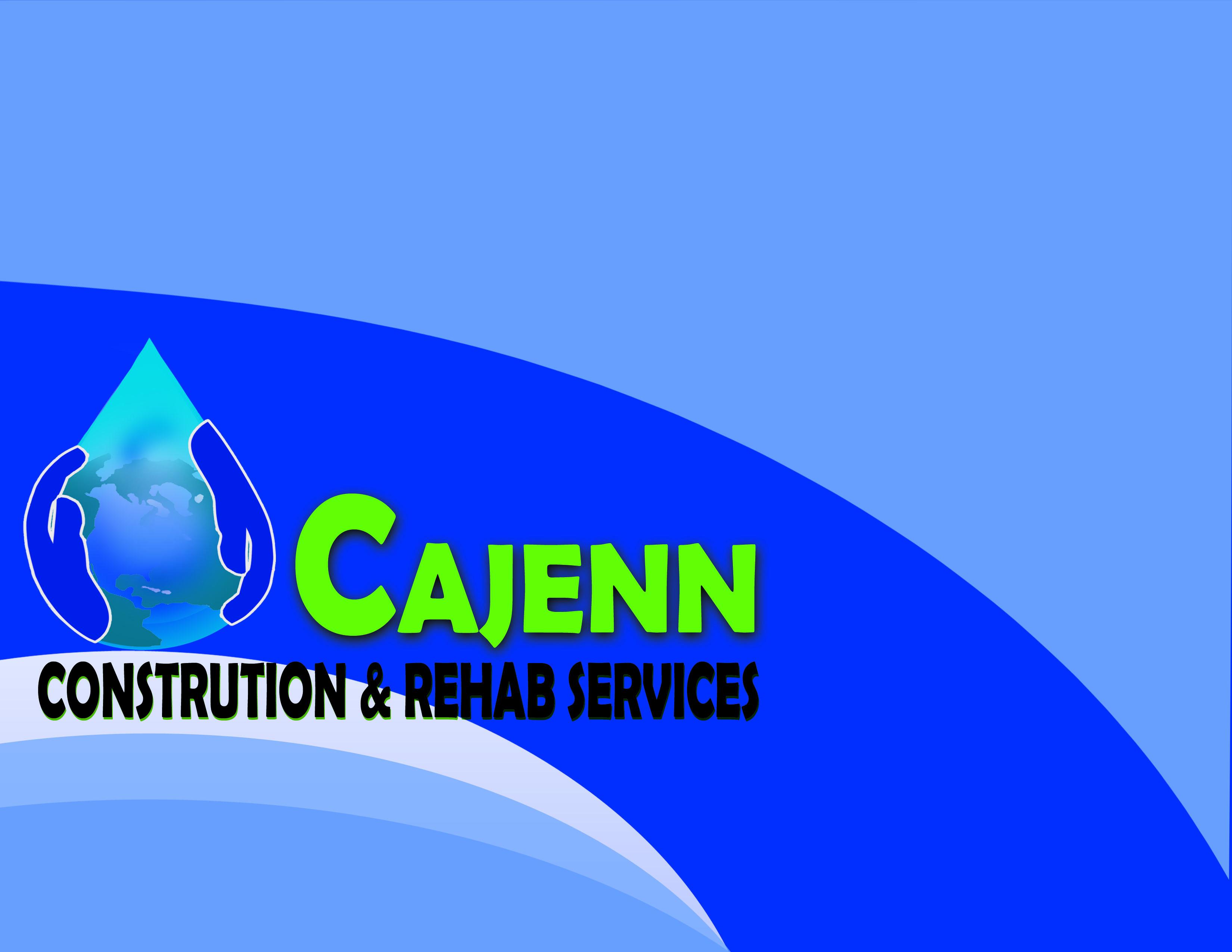 Logo Design by Alan Esclamado - Entry No. 18 in the Logo Design Contest New Logo Design for CaJenn Construction & Rehab Services.