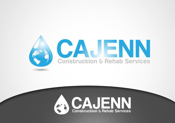 Logo Design by Jan Chua - Entry No. 19 in the Logo Design Contest New Logo Design for CaJenn Construction & Rehab Services.