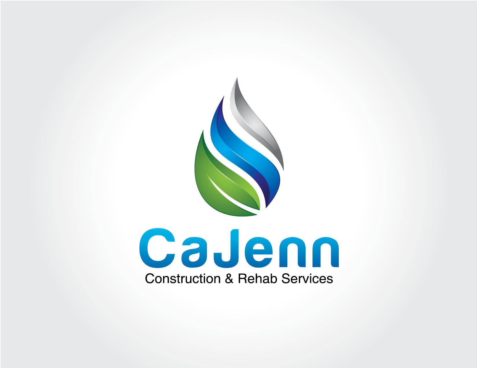 Logo Design by Yansen Yansen - Entry No. 23 in the Logo Design Contest New Logo Design for CaJenn Construction & Rehab Services.