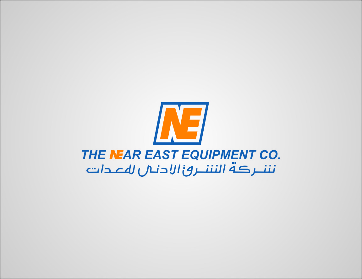 Logo Design by RasYa Muhammad Athaya - Entry No. 2 in the Logo Design Contest Imaginative Logo Design for The Near East Equipment Co..