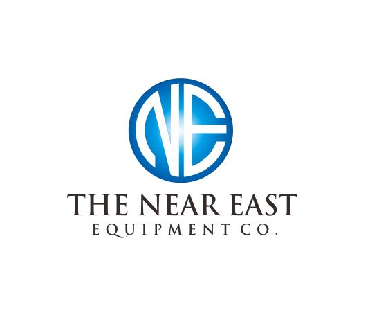 Logo Design by ronny - Entry No. 3 in the Logo Design Contest Imaginative Logo Design for The Near East Equipment Co..