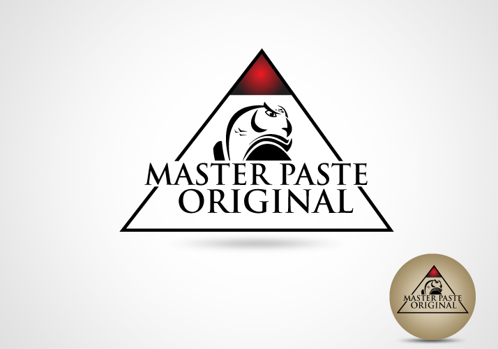Logo Design by Jan Chua - Entry No. 19 in the Logo Design Contest Unique Logo Design Wanted for Master Paste Original™.
