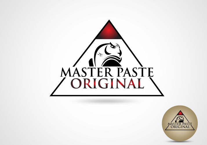 Logo Design by Jan Chua - Entry No. 20 in the Logo Design Contest Unique Logo Design Wanted for Master Paste Original™.
