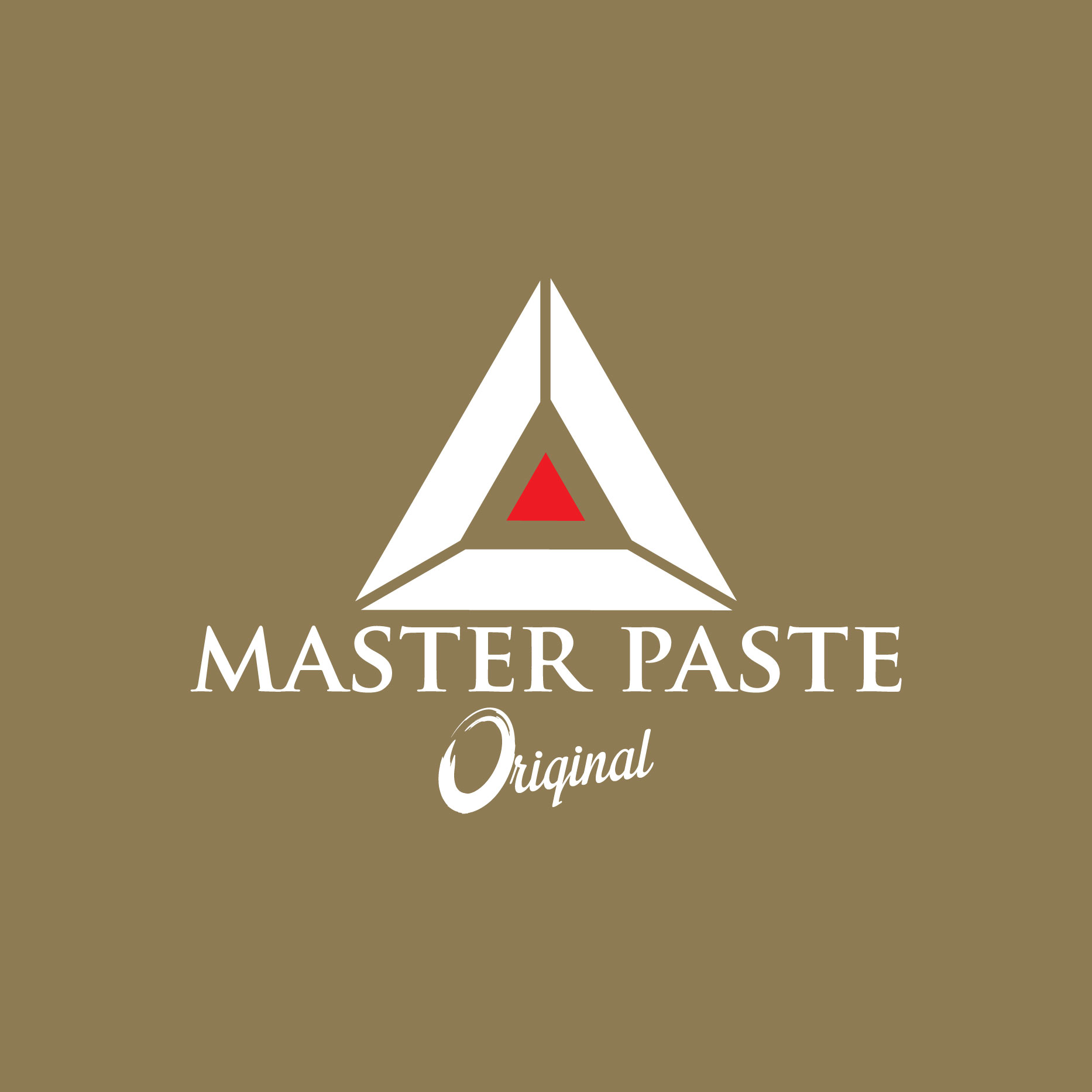 Logo Design by lagalag - Entry No. 23 in the Logo Design Contest Unique Logo Design Wanted for Master Paste Original™.