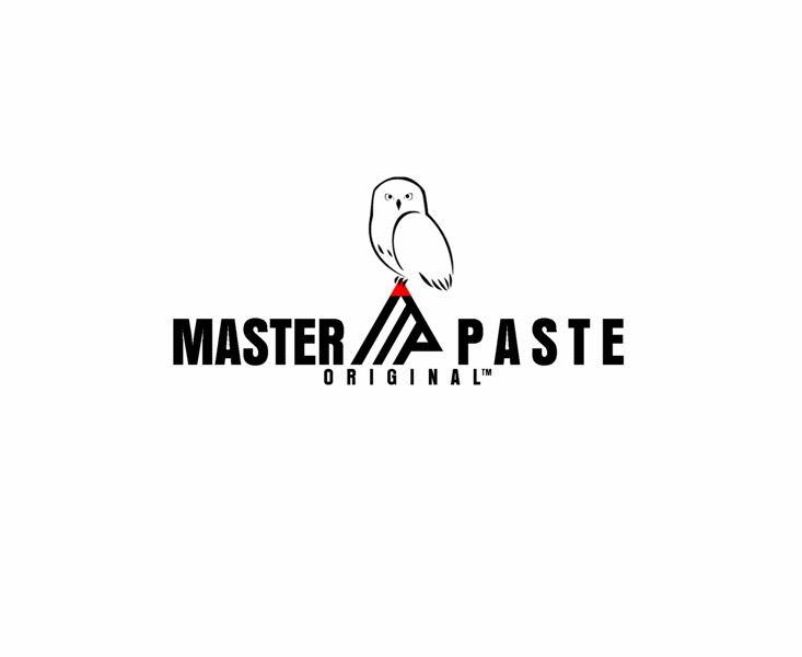 Logo Design by Juan_Kata - Entry No. 26 in the Logo Design Contest Unique Logo Design Wanted for Master Paste Original™.