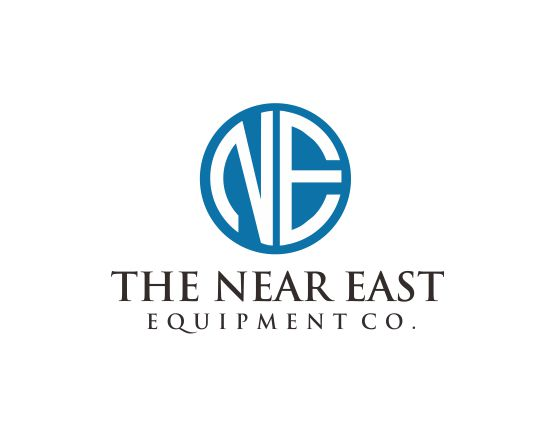 Logo Design by ronny - Entry No. 5 in the Logo Design Contest Imaginative Logo Design for The Near East Equipment Co..
