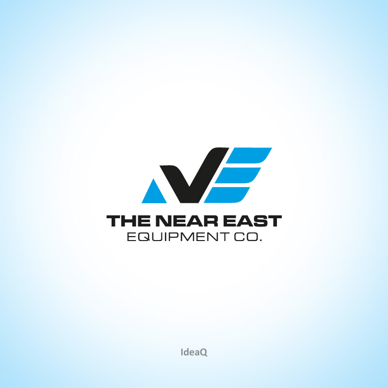Logo Design by Private User - Entry No. 7 in the Logo Design Contest Imaginative Logo Design for The Near East Equipment Co..