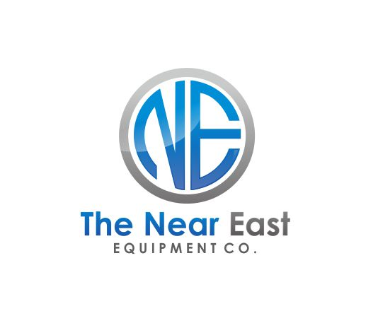 Logo Design by ronny - Entry No. 9 in the Logo Design Contest Imaginative Logo Design for The Near East Equipment Co..