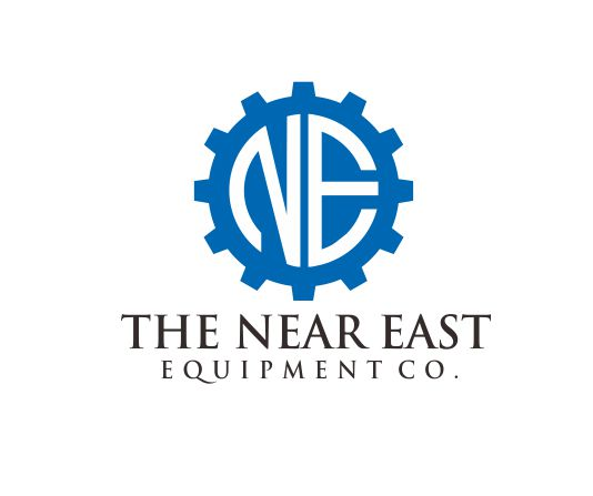 Logo Design by ronny - Entry No. 10 in the Logo Design Contest Imaginative Logo Design for The Near East Equipment Co..