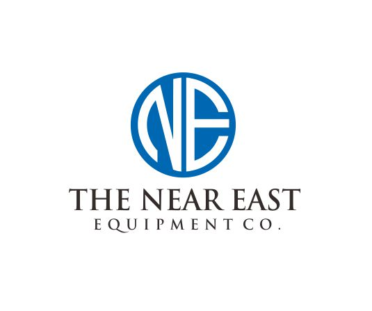 Logo Design by ronny - Entry No. 11 in the Logo Design Contest Imaginative Logo Design for The Near East Equipment Co..