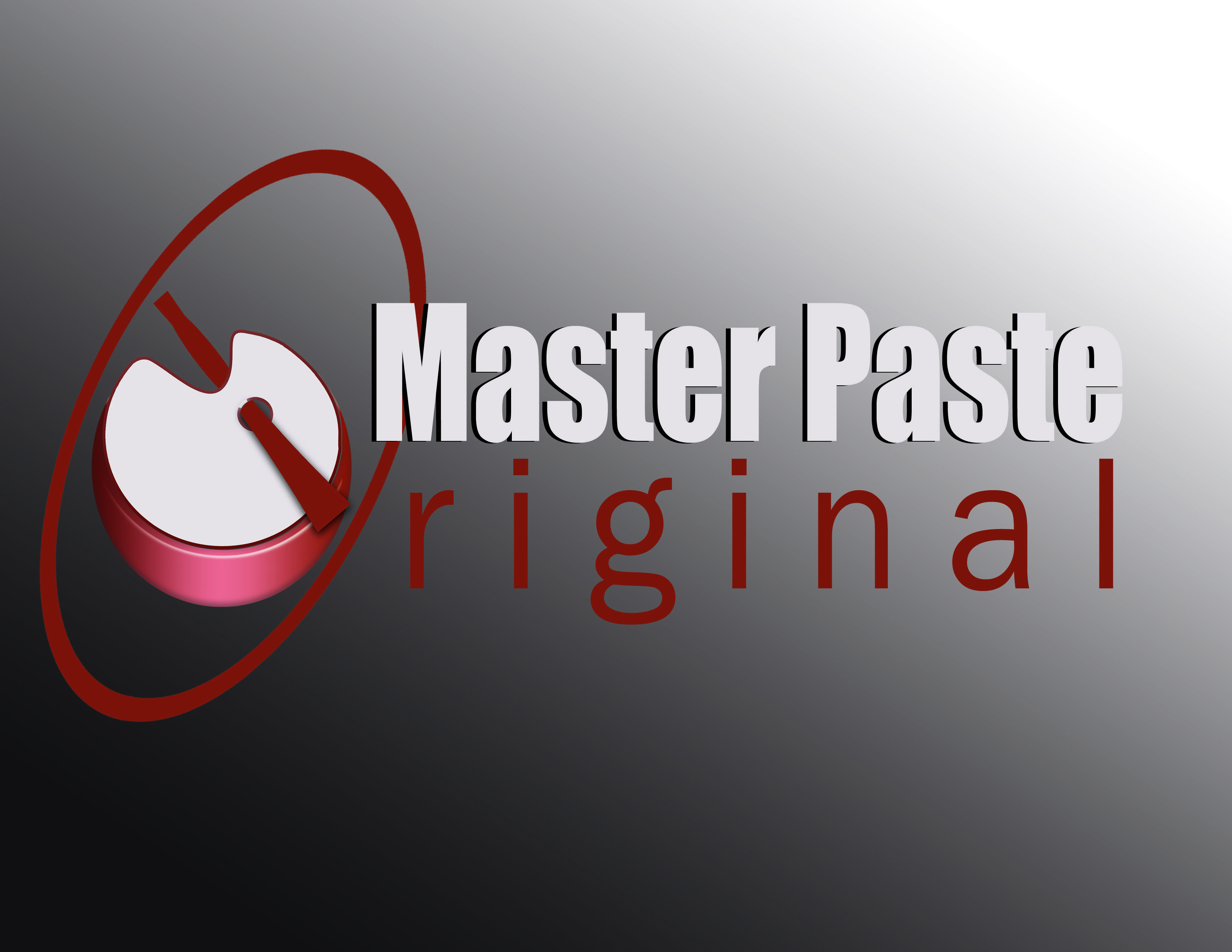 Logo Design by Alan Esclamado - Entry No. 32 in the Logo Design Contest Unique Logo Design Wanted for Master Paste Original™.
