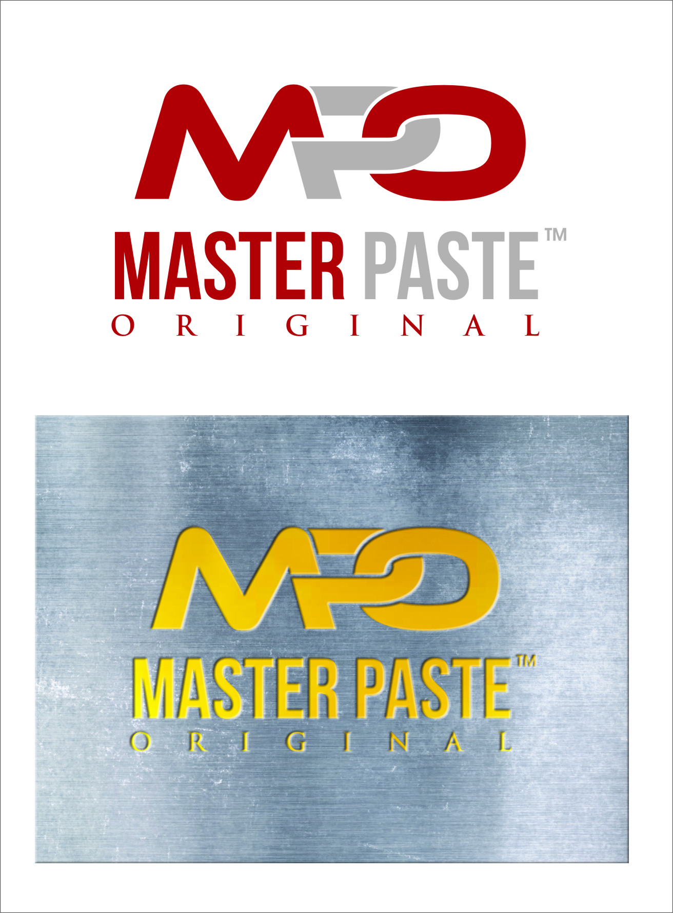 Logo Design by RasYa Muhammad Athaya - Entry No. 33 in the Logo Design Contest Unique Logo Design Wanted for Master Paste Original™.