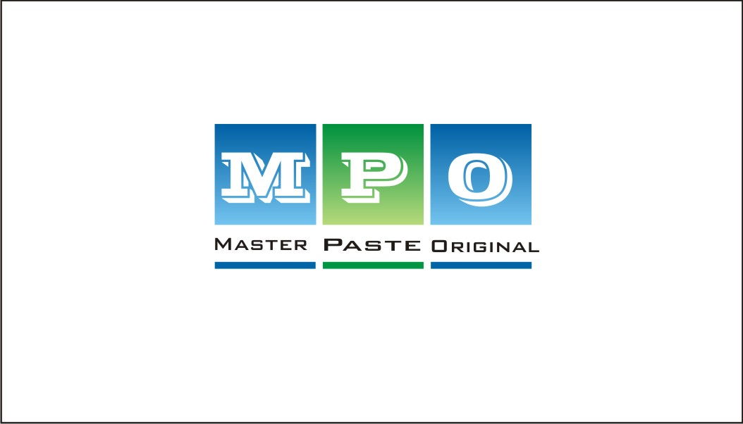 Logo Design by Vallabh Vinerkar - Entry No. 34 in the Logo Design Contest Unique Logo Design Wanted for Master Paste Original™.