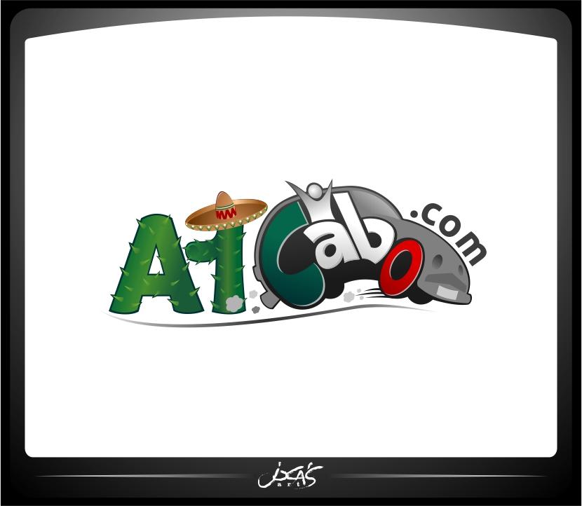 Logo Design by joca - Entry No. 72 in the Logo Design Contest Inspiring Logo Design for A1Cabo.com.