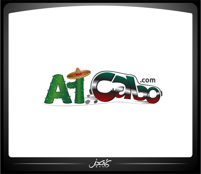 Logo Design by joca - Entry No. 73 in the Logo Design Contest Inspiring Logo Design for A1Cabo.com.