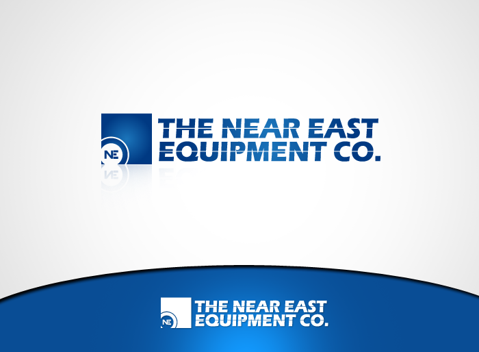 Logo Design by Jan Chua - Entry No. 16 in the Logo Design Contest Imaginative Logo Design for The Near East Equipment Co..