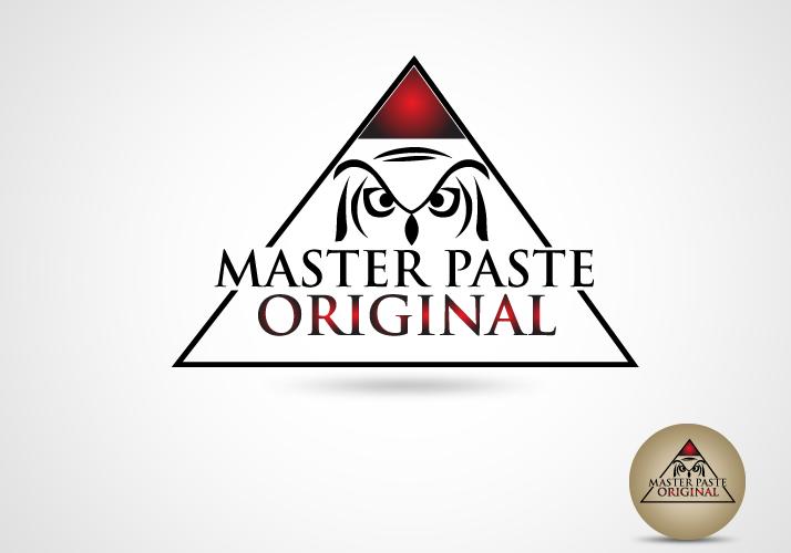 Logo Design by Jan Chua - Entry No. 38 in the Logo Design Contest Unique Logo Design Wanted for Master Paste Original™.