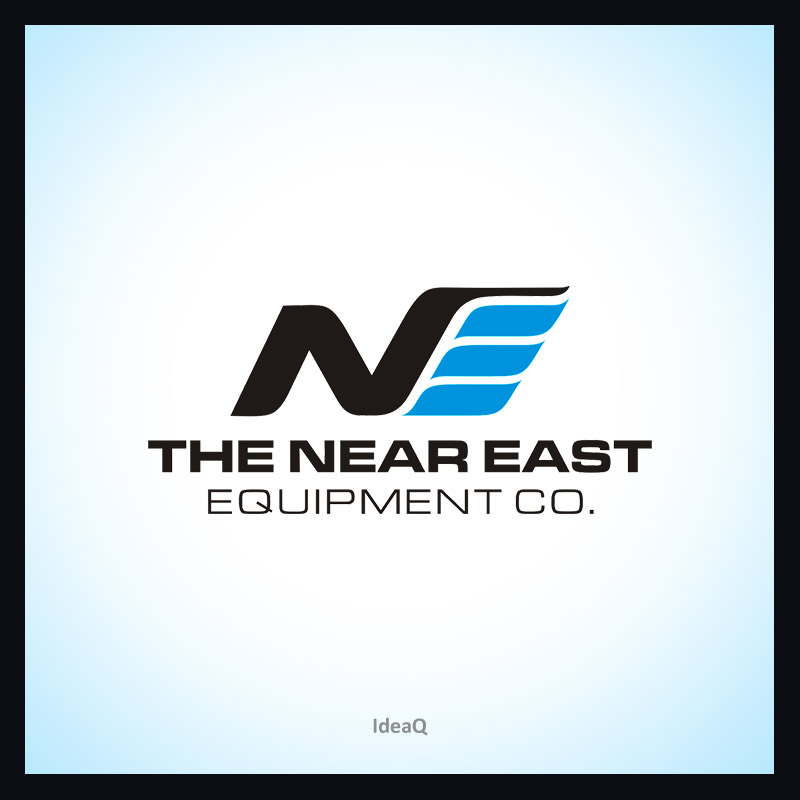 Logo Design by Private User - Entry No. 23 in the Logo Design Contest Imaginative Logo Design for The Near East Equipment Co..