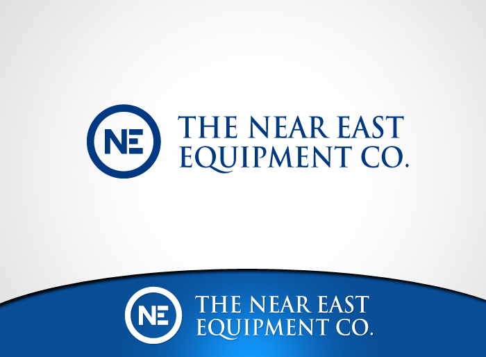 Logo Design by Jan Chua - Entry No. 24 in the Logo Design Contest Imaginative Logo Design for The Near East Equipment Co..