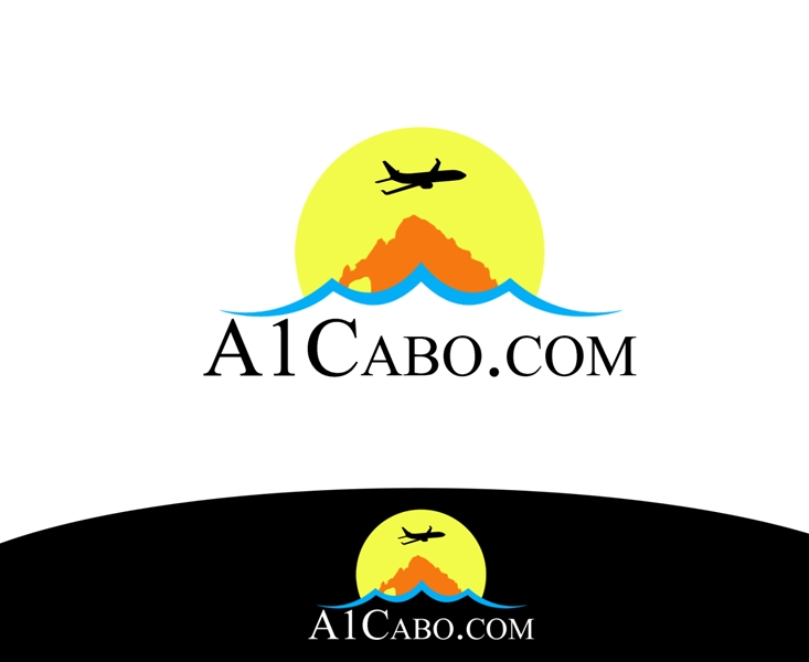 Logo Design by Juan_Kata - Entry No. 79 in the Logo Design Contest Inspiring Logo Design for A1Cabo.com.
