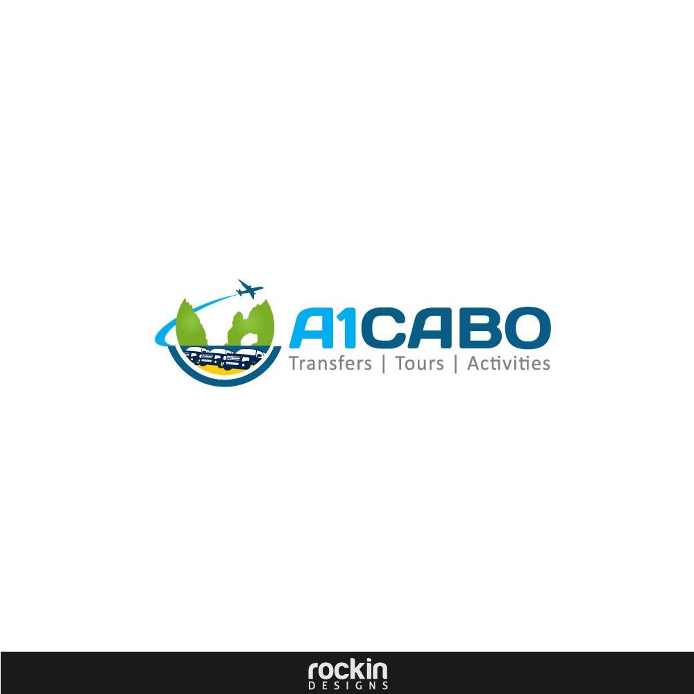 Logo Design by rockin - Entry No. 88 in the Logo Design Contest Inspiring Logo Design for A1Cabo.com.