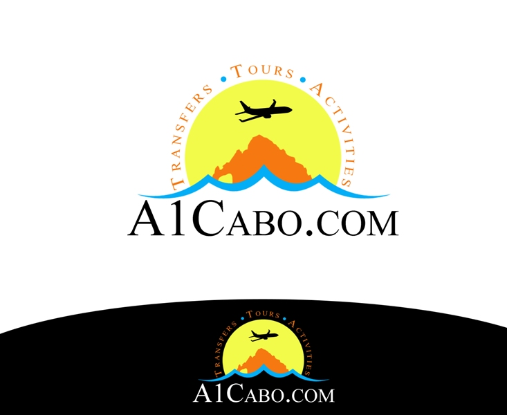 Logo Design by Juan_Kata - Entry No. 93 in the Logo Design Contest Inspiring Logo Design for A1Cabo.com.