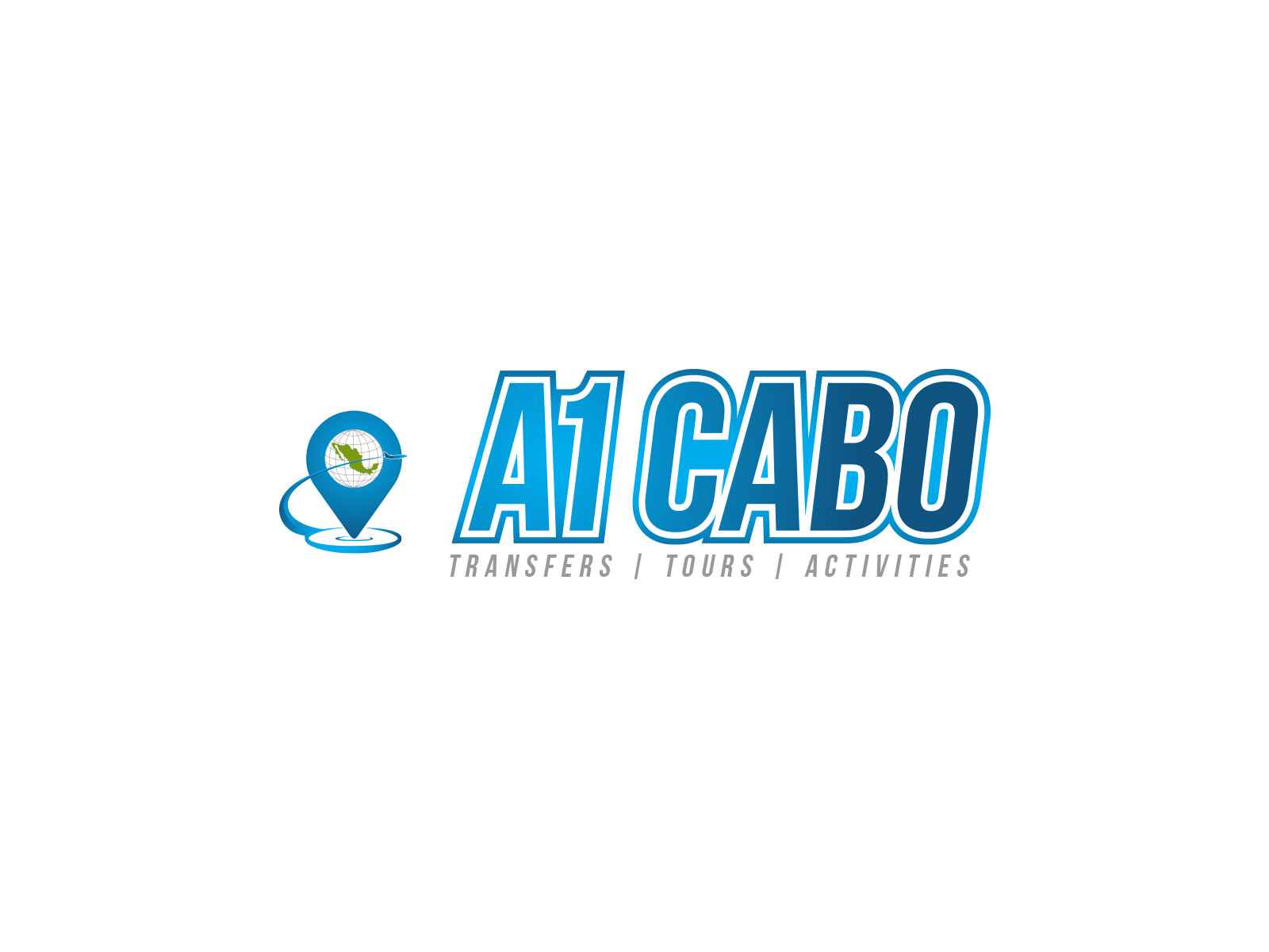 Logo Design by olii - Entry No. 94 in the Logo Design Contest Inspiring Logo Design for A1Cabo.com.