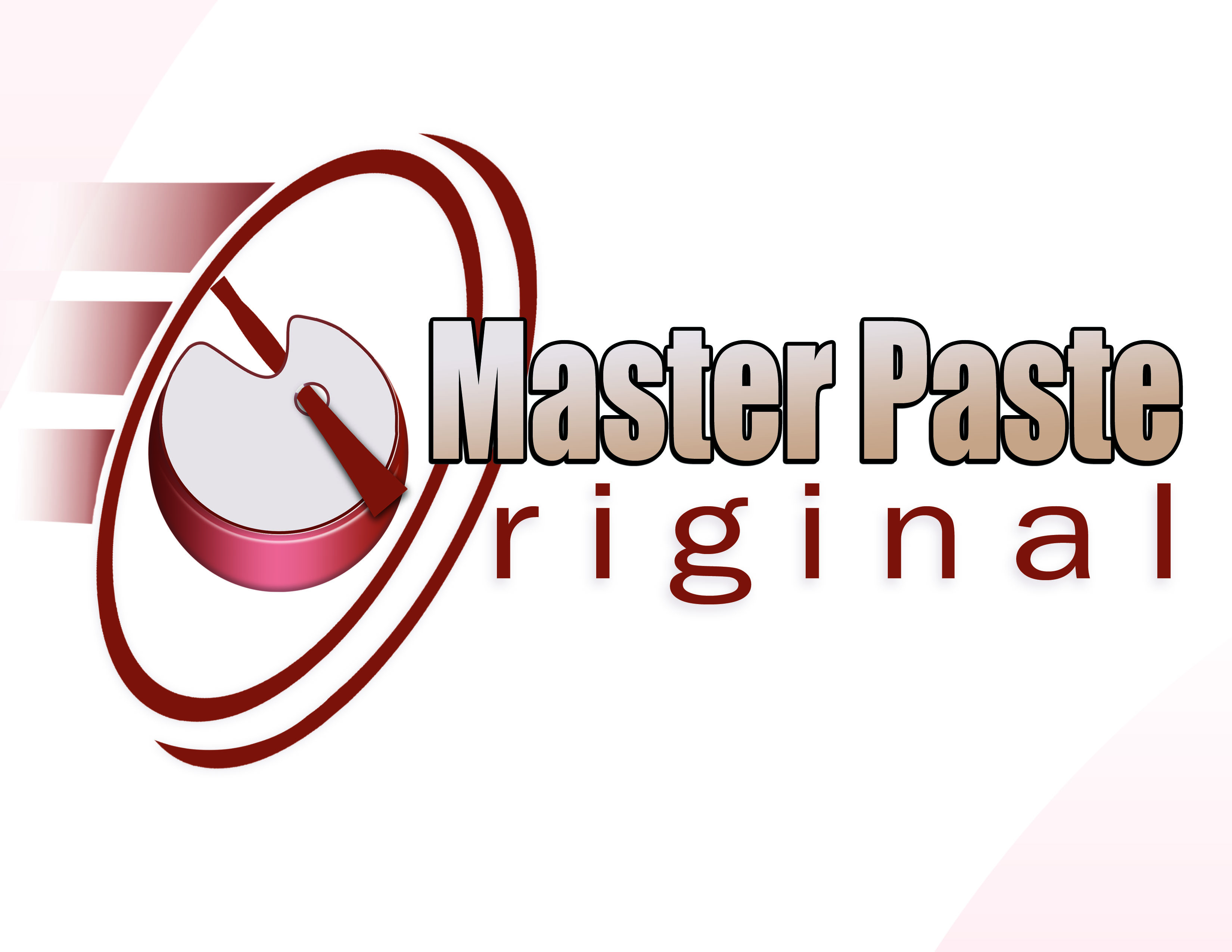 Logo Design by Alan Esclamado - Entry No. 42 in the Logo Design Contest Unique Logo Design Wanted for Master Paste Original™.