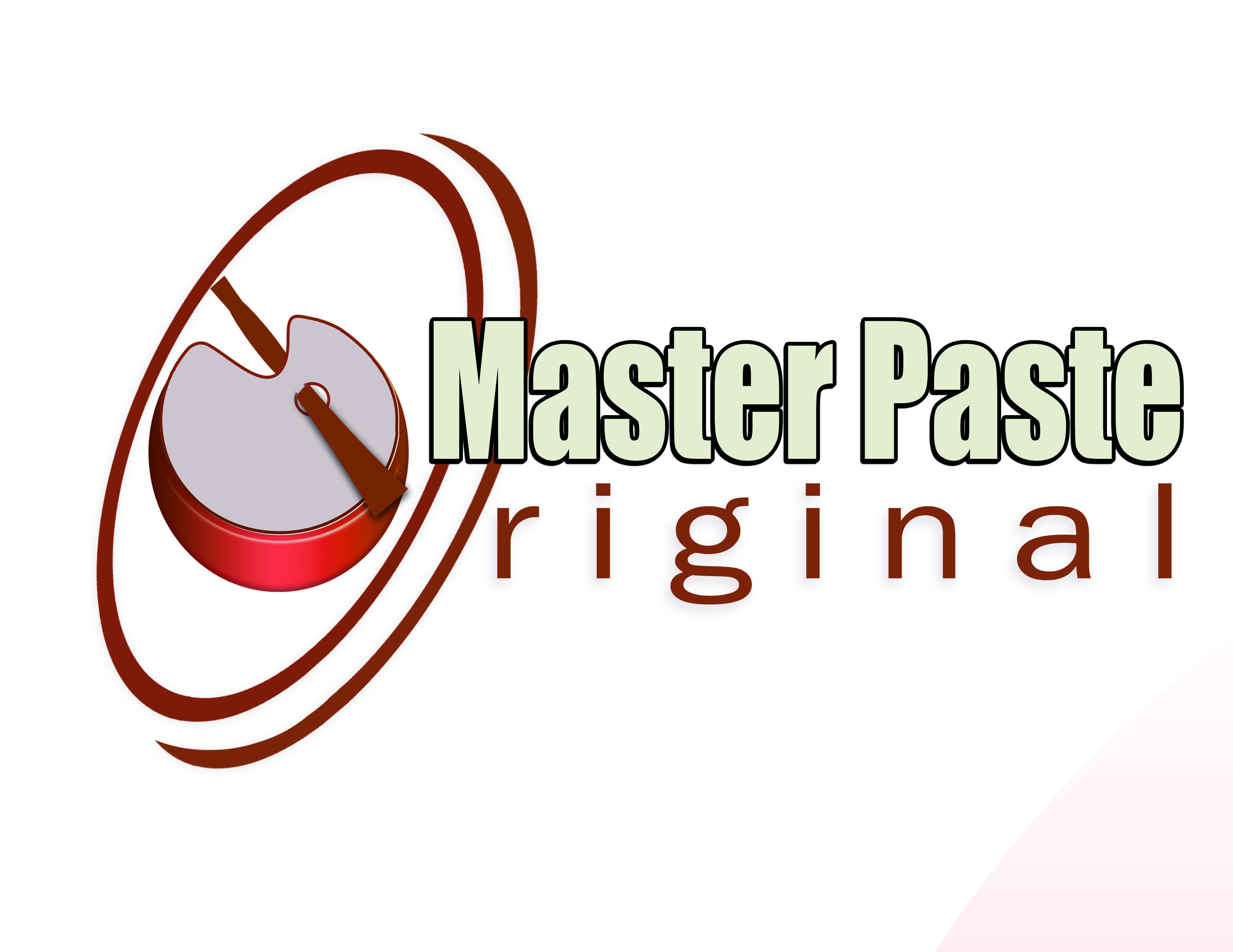 Logo Design by Alan Esclamado - Entry No. 43 in the Logo Design Contest Unique Logo Design Wanted for Master Paste Original™.