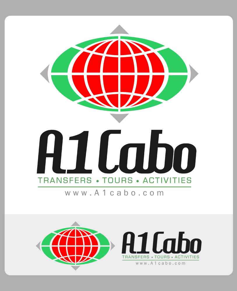 Logo Design by Private User - Entry No. 96 in the Logo Design Contest Inspiring Logo Design for A1Cabo.com.