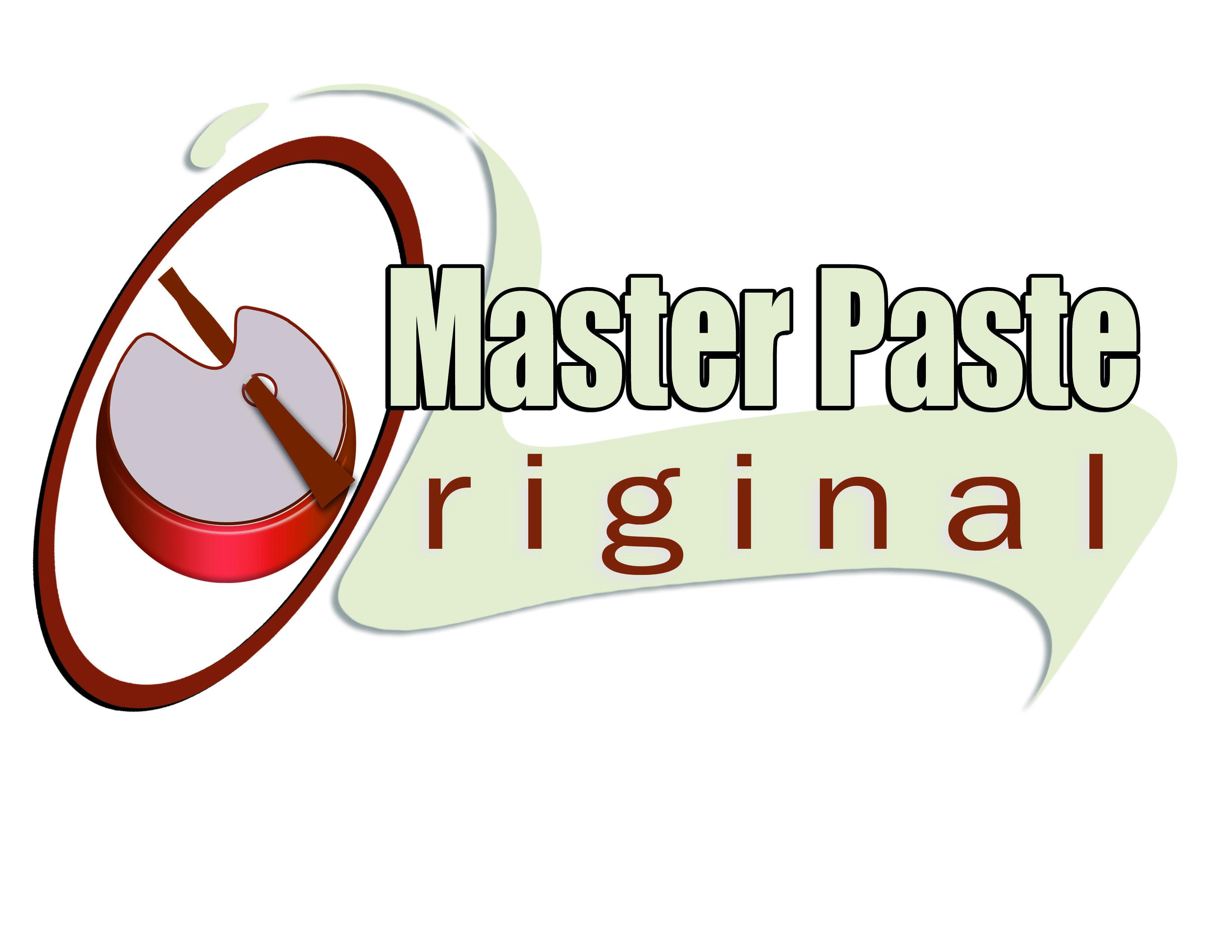 Logo Design by Alan Esclamado - Entry No. 45 in the Logo Design Contest Unique Logo Design Wanted for Master Paste Original™.