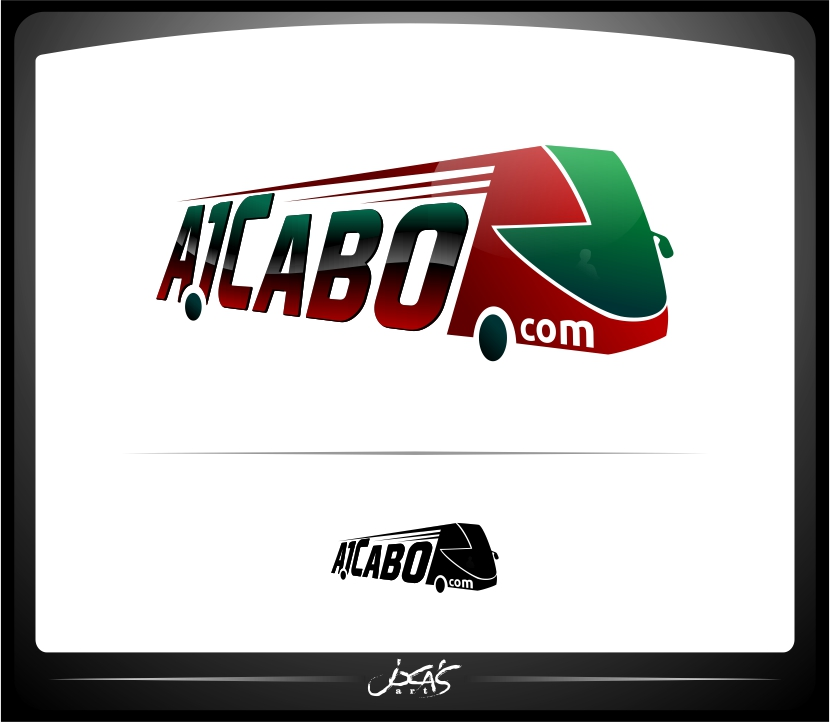 Logo Design by joca - Entry No. 98 in the Logo Design Contest Inspiring Logo Design for A1Cabo.com.