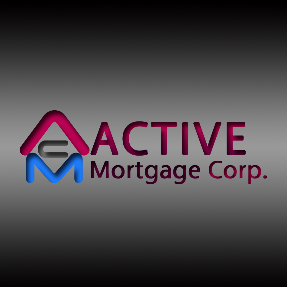 Logo Design by zhierah - Entry No. 3 in the Logo Design Contest Active Mortgage Corp..