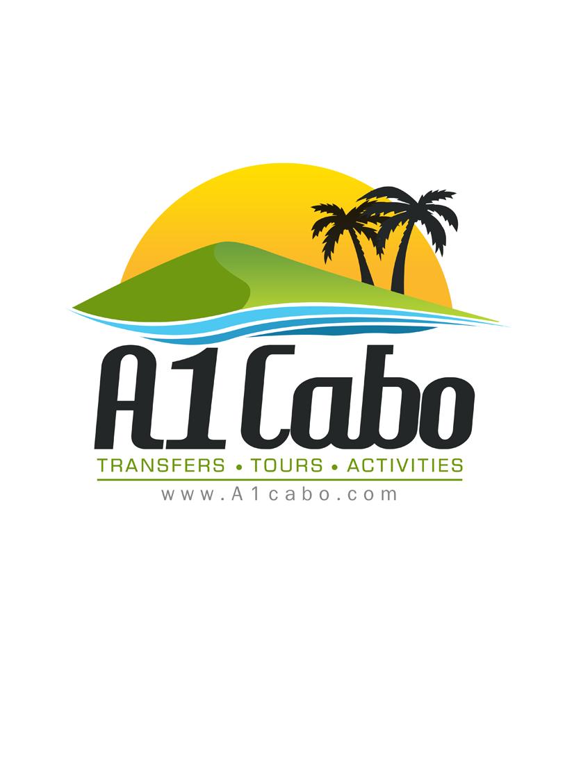 Logo Design by Private User - Entry No. 101 in the Logo Design Contest Inspiring Logo Design for A1Cabo.com.