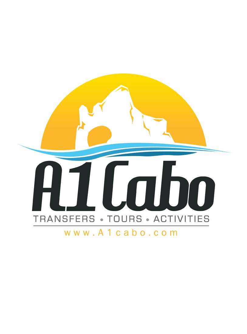 Logo Design by Private User - Entry No. 103 in the Logo Design Contest Inspiring Logo Design for A1Cabo.com.