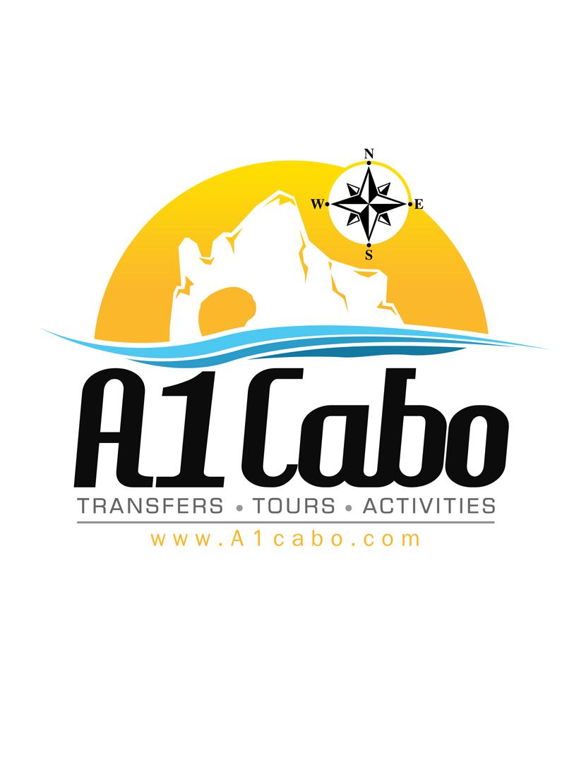 Logo Design by Private User - Entry No. 104 in the Logo Design Contest Inspiring Logo Design for A1Cabo.com.