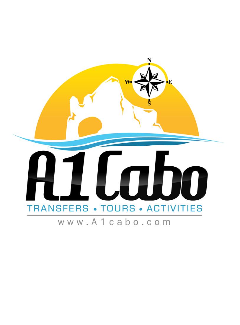 Logo Design by Private User - Entry No. 107 in the Logo Design Contest Inspiring Logo Design for A1Cabo.com.