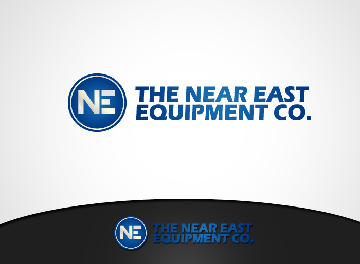 Logo Design by Jan Chua - Entry No. 32 in the Logo Design Contest Imaginative Logo Design for The Near East Equipment Co..