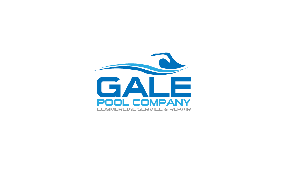 Logo Design by Private User - Entry No. 124 in the Logo Design Contest Imaginative Logo Design for Gale Pool Company.